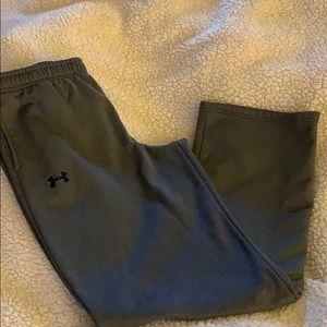 Boys Undwr Armour sweat pants